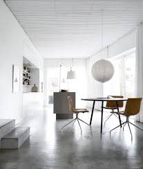 contemporary interior designs for homes stylish concrete interiors for contemporary homes