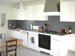 cuisine sol gris peinture sol gris clair formidable cuisine blanc avec credence