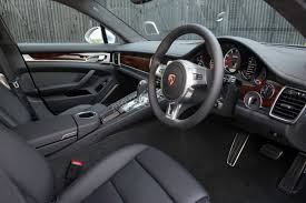 black porsche panamera interior porsche panamera turbo review price and specs pictures new