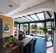 veranda cuisine veranda conceptalu gamme extanxia cuisine piecedevis