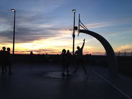 Outdoor Court Lighting by Free Images Sea Outdoor Silhouette People Sky Sun Sunrise