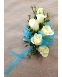 blue corsages for prom prom corsages boutonnieres delivery wilmington de