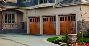 Overhead Door Company Springfield Mo Wood Grain Fiberglass Garage Doors Overhead Door Company Of