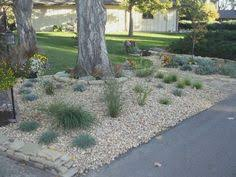 landscaping with rocks is increasing in popularity as water