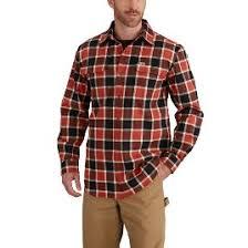 Most Comfortable Flannel Shirt Men U0027s Plaid Shirts Button Down Flannels For Men Carhartt