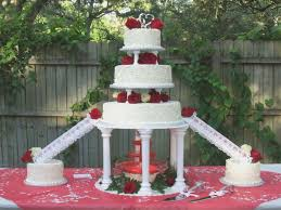 wedding cakes with fountains wedding cakes with fountains wedding cake