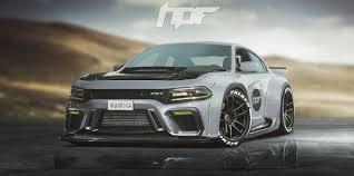 Dodge Challenger Wide Body - widebody 2018 challenger srt hellcat video svtperformance com
