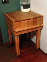 furniture amy s upcycles table butcher block