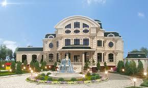 HOUSE PROJECT in Qatar by Luxury Antonovich Design