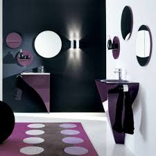 enchanting black and white accents wall paint for eclectic bathroom enchanting black and white accents wall paint for eclectic interior decoration feat polka