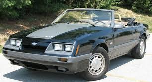 Black Mustang Gt Convertible For Sale 1985 Mustang Gt