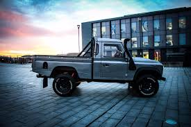 range rover defender pickup land rover defender 110 2 4d high capacity pickup car details from