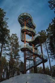 observation tower arvydas gudelis archdaily