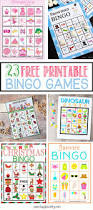 Halloween Bingo Free Printable Cards by 23 Free Printable Bingo Games Free Printable Activities And