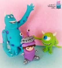 monsters inc cake toppers inc cake toppers cakecentral