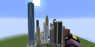 New York City Map For Minecraft by Minecraft Project My Minecraft City Skyscrapercity