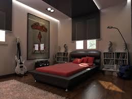 bedroom ideasgrey platform bed grey leather headboard red