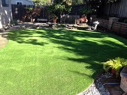 Synthetic Grass Backyard Artificial Turf Installation New Braunfels Texas Pet Turf