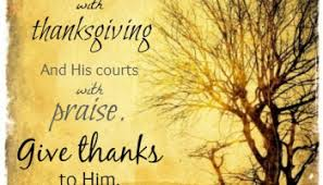 thanksgiving devotions thank you for this day c king