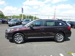 subaru outback touring 2017 brilliant brown pearl subaru outback 3 6r touring 115805120