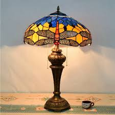 tiffany lights for sale sale european style tiffany dragonfly decorated table l bar