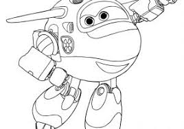 super wings easy coloring book kids u2013 coloringpageforkids