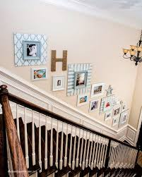 Ideas For Staircase Walls Decorating Stairways Labels Stair Pictures Staircase Wall