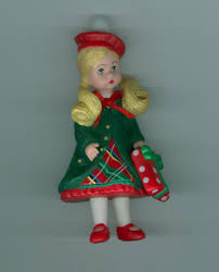 hallmark keepsake christmas ornament yuletide shopper madame
