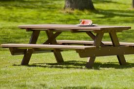 small stylish polywood picnic table best polywood picnic table