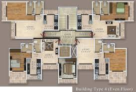 560 sq ft 1 bhk 1t apartment for sale in virat harmony ambivali mumbai