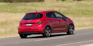peugeot 208 2016 2016 peugeot 208 review caradvice