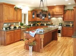 popular of kitchen color ideas with oak cabinets kitchen cabinets