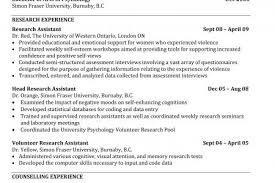Phd Candidate Resume Sample by Resume Sample For Phd Candidate Buddhism
