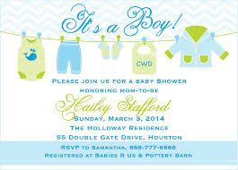 color baby showers invitations templates
