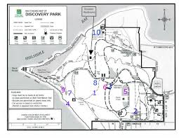 seattle map discovery park discovery park field observations and notes june 2015
