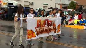 don t leave your stuff along thanksgiving parade route to