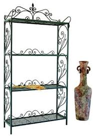 etagere in ferro etag礙re l arte ferro battuto of forged iron from italy
