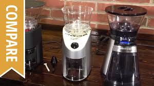 Top Rated Coffee Grinders Compare Bodum Capresso And Cuisinart Burr Coffee Grinders Youtube