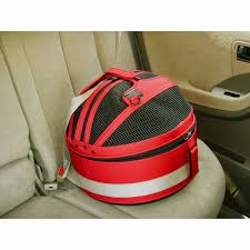 Sleepypod Mobile Pet Bed Sleepypod Dog Carrier Original Strawberry Red Airline Approved