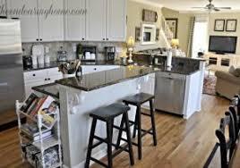 how to add a kitchen island best 25 kitchen island makeover ideas on kitchen with