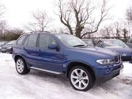 06 bmw x5 for sale used 2006 bmw x5 4x4 blue edition 3 0d sport exclusive diesel for