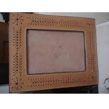 leather picture frames photo frames leather photo frame exporter from jodhpur