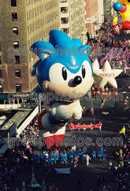 sonic the hedgehog macy s thanksgiving day parade wiki fandom