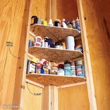 Cheap Corner Shelves by Top 25 Best Corner Shelf Unit Ideas On Pinterest Corner Shelves