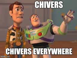 Chive Memes - chivers are everywhere imgflip