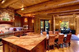 inspiring fabulous stone and log homes design home design