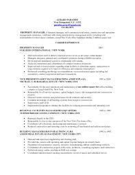 Real Estate Sample Letter Estate Manager Cover Letter Audio Video Technician Resume