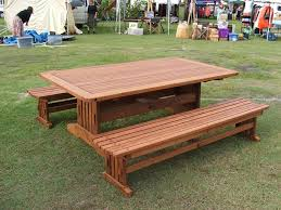 recycled timber outdoor tables australian recycled hardwood