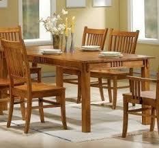 Mission Dining Room Chairs by Mission Style Dining Room Furniture U2039 Decor Love