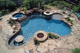 Interesting Backyard Swimming Pool Designs Throughout Decor - Backyard swimming pool design